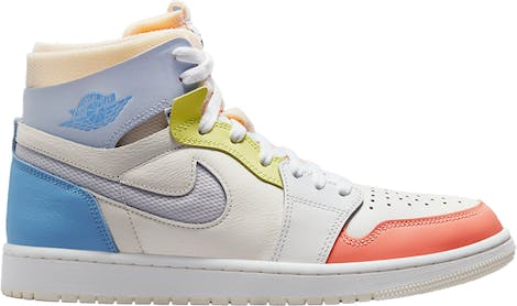 "DJ6910-100 Air Jordan 1 Zoom CMFT ""To My First Coach"""