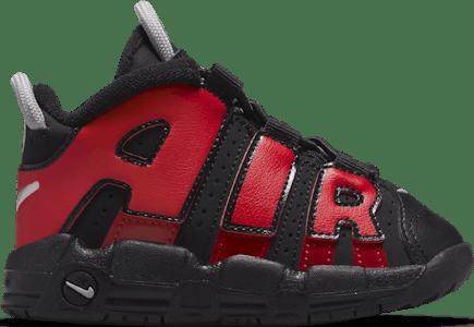 DM0020-001 Nike Air More Uptempo '96 -  - Black - Nubuck - Maat 21 - Foot Locker