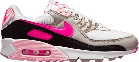 "DM3051-100 Nike Air Max 90 ""White Grey Pink"""