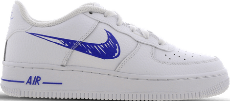 """DM3177-102 Nike AIR FORCE 1 LOW GS """"White"""""""
