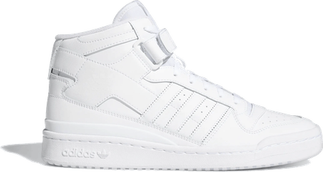 FY4975 adidas Forum Mid Triple White