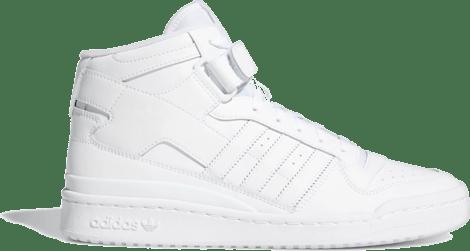 FY4975 adidas Forum Mid Triple White