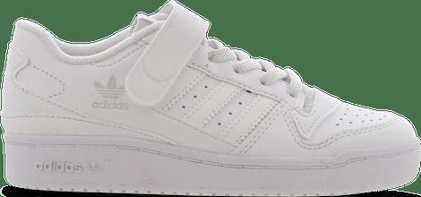 FY7981 adidas Forum Low -  - White - Leer - Maat 32 - Foot Locker