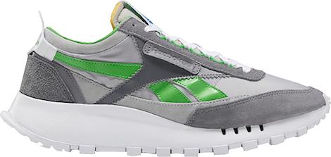 FY8323 Reebok Classic Leather Legacy Grey Green