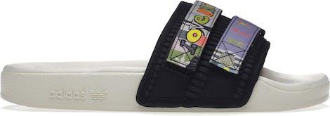 GW2411 adidas adilette 2.0 Pride Badlippers