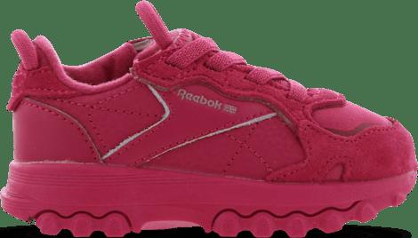 GX0075 Reebok Cardi B Classic Leather -  - Pink - Leer - Maat 21 - Foot Locker