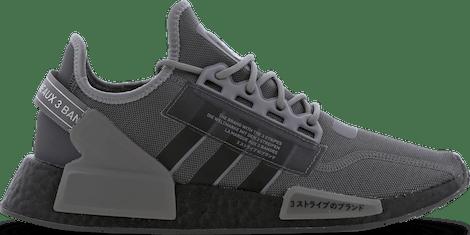 GX0541 adidas NMD R1 V2 -  - Grey - Textil, Synthetisch - Maat 40 2/3 - Foot Locker