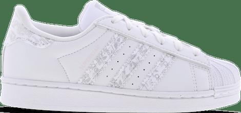 GX6280 adidas Superstar -  - White - Leer - Maat 32 - Foot Locker