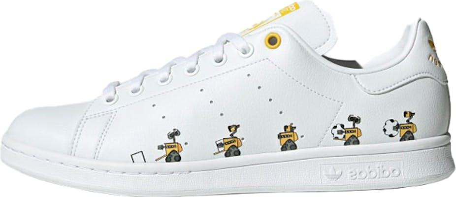 """GZ3097 Wall-E x Adidas Stan Smith """"White"""""""