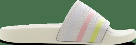 GZ7061 adidas Adilette -  - White - Synthetisch - Maat 39 - Foot Locker