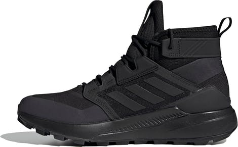 "GZ8342 Pharrell Williams x Adidas Terrex Trailmaker Mid GTX ""Triple Black"""