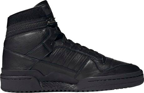 """GZ8795 Adidas Y-3 Forum Hi OG """"Black"""""""