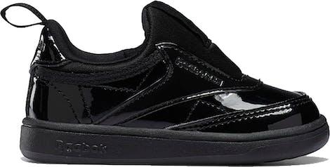 H02521 Reebok Club C Slip-On Cardi B Black (TD)