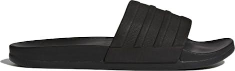 S82137 adidas adilette Cloudfoam Plus Triple Black