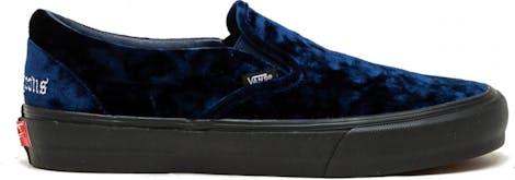 VN0A3QXY5VF1 Vans Slip-On Noon Goons Crushed Velvet