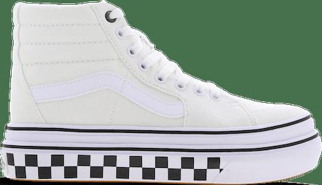 VN0A5DXYIP21 Vans Sk8-Hi -  - White - Leer - Maat 36.5 - Foot Locker
