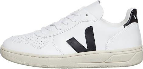 """VXW020005 Veja Women""""s V-10 Leather """"White"""""""