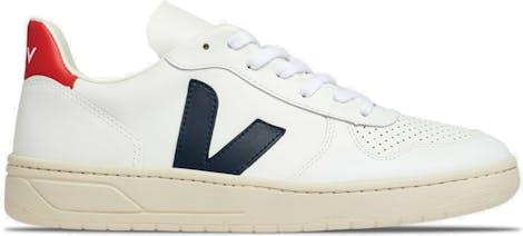 """VXW021267 Veja Women""""s V-10 Leather """"White"""""""