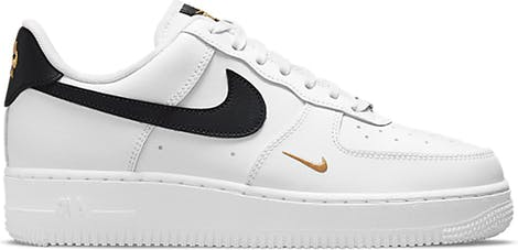 Gold swoosh mini